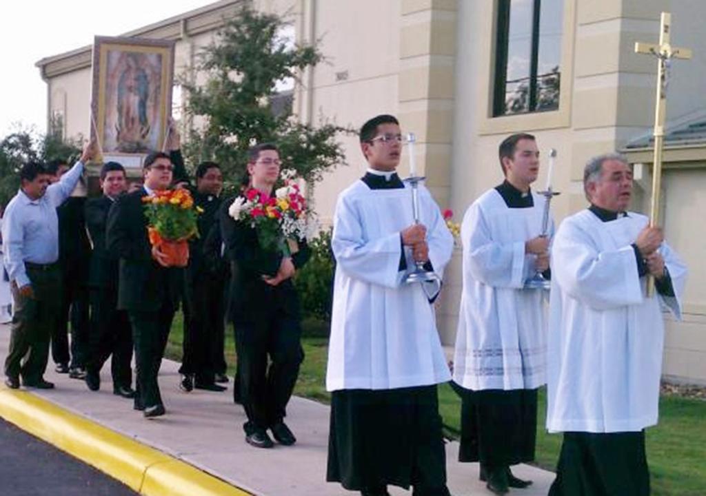 Assumption Seminary, San Antonio
